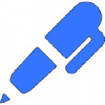 Bolígrafo-3d