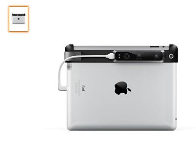 isense-escaner3d-ipad-iphone