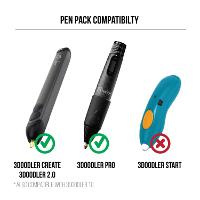 3doodler lápiz 3d para profesionales