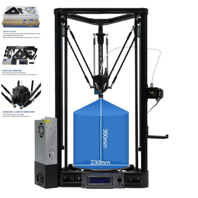 Anycubic-Lineal-Kossel-Plus