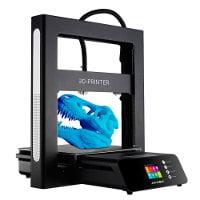 Impresora 3d JGAURORA A5 con gran tamaño