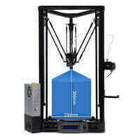 Anycubic Lineal Kossel Plus impresora 3D tipo delta.