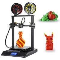 Creality CR-X impresora 3d con doble extrusor.