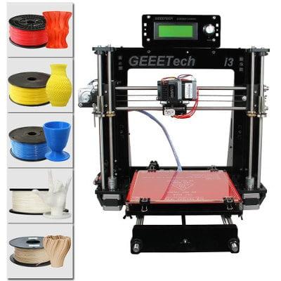 impresora 3d barata Geetech prusa i3 pro B