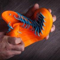 Filamento Flexible para impresoras 3D.