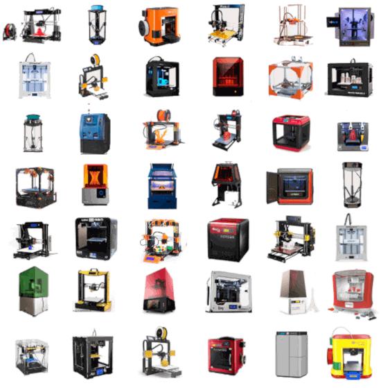 Grupo-impresoras-3D-impresion-3d