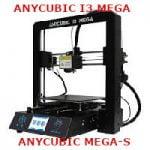 AnyCubic-I3-Mega/MEGA-S