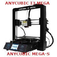 ¿Quieres comprar la ANYCUBIC i3 MEGA o su nueva versión la Mega S?