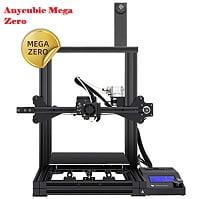 Anycubic Mega Zero impresora 3D para principiantes.