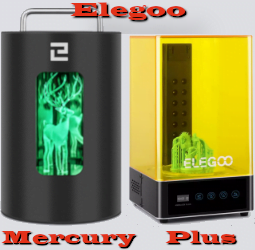 Elegoo Mercury plus