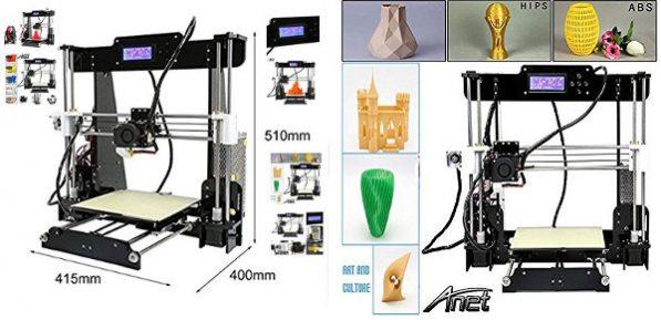 comprar impresora 3d Anet A8