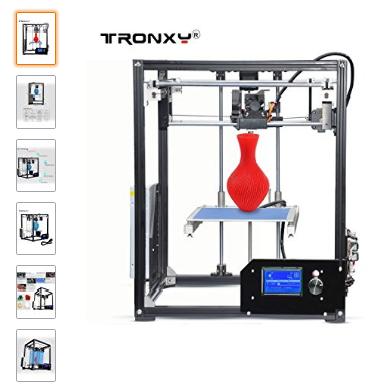 Comprar-Tronxy-X5