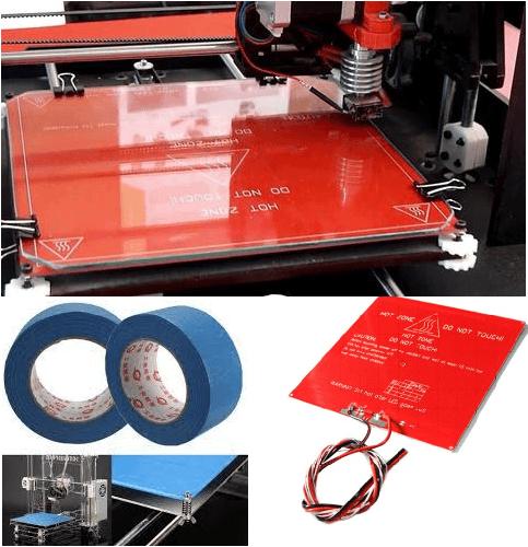 Cama-caliente-impresora-3D