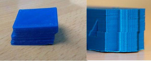 errores de impresión 3d
