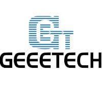 Logo del fabricante de impresoras 3D geeetech